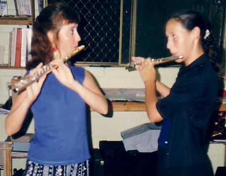 Flute Teaching 1